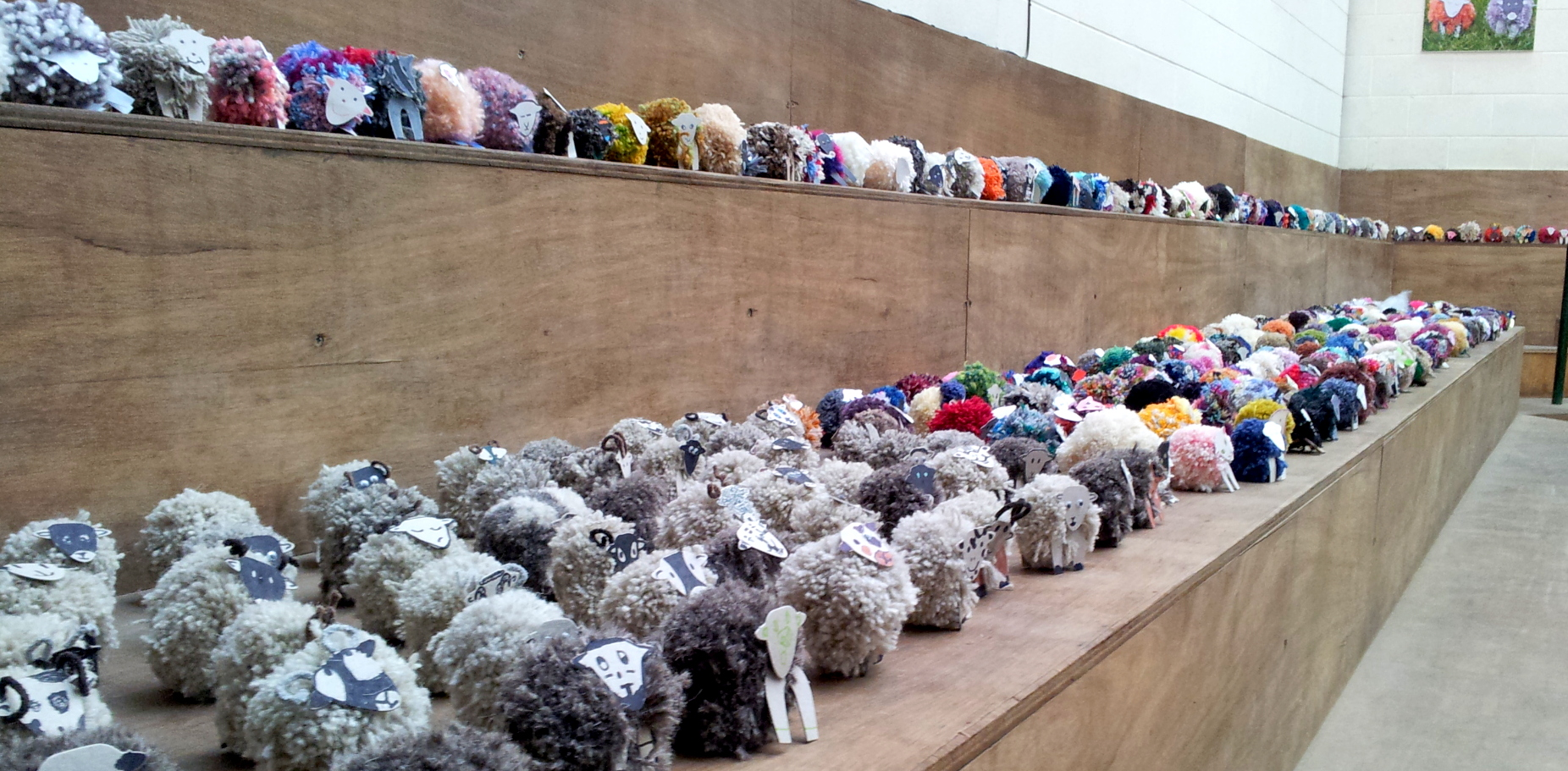 Join the flock at the Woolfest Cockermouth