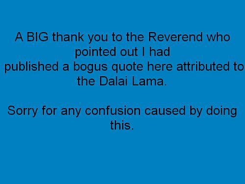Bogus quote