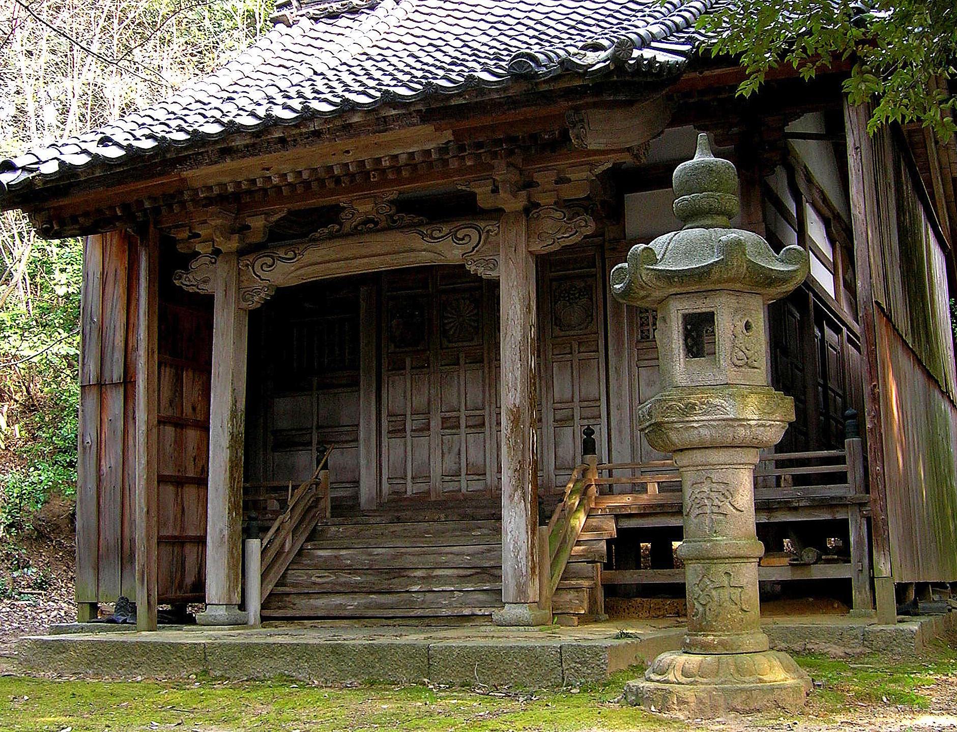 Shrine, Japan. 2005.