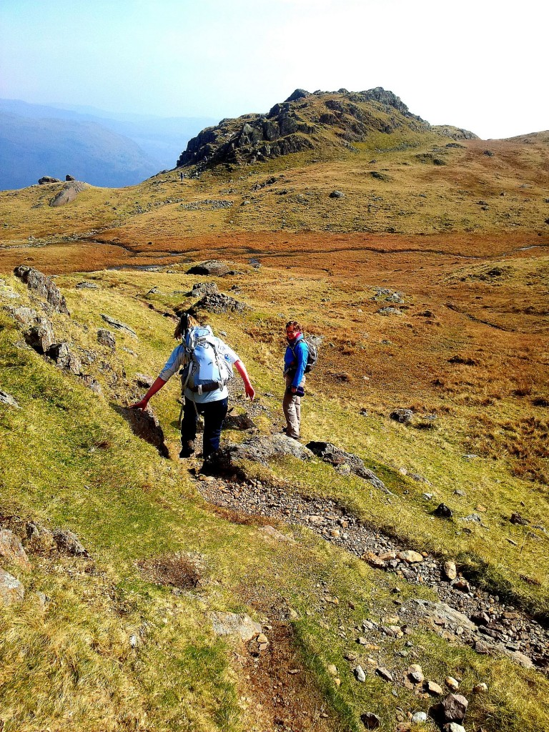 Above Grassmere in Lake District1