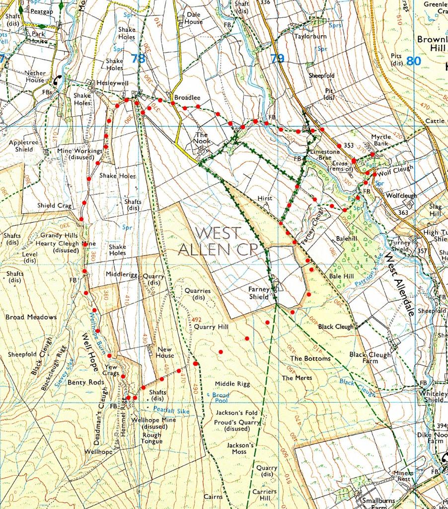 wellhope walk