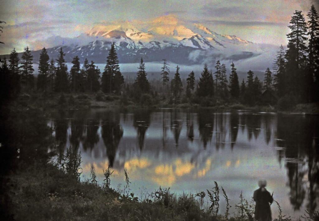 Mount Shasta - 1916