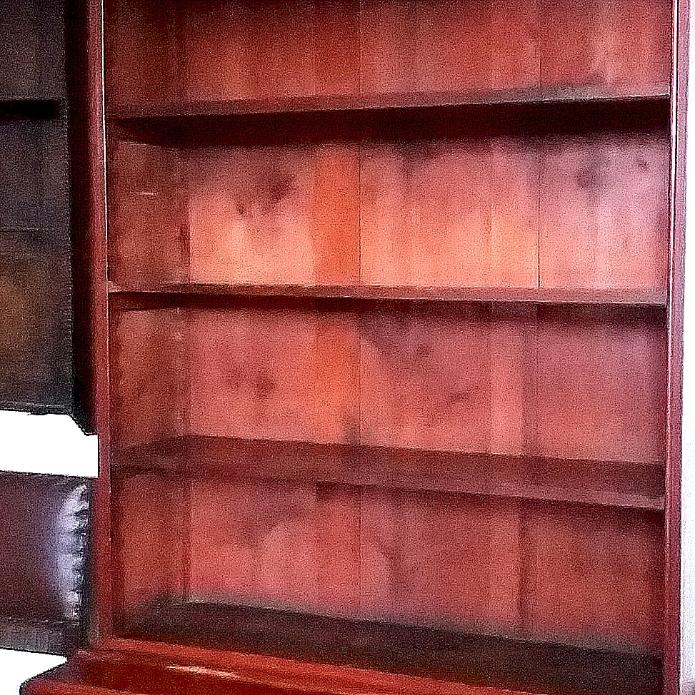 empty shelves in KS