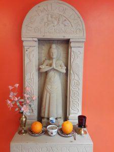 skanda-altar